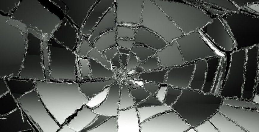indenização espelho quebrado representa os danos