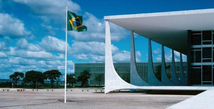 auxílios-benefícios-pandemia imagem do palácio do planalto simboliza o governo federal